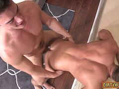 Gay Creampie Sex Video