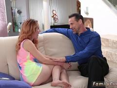 Family hd and cronys daughter gets load Dirty Deeds With Uncle Rich
