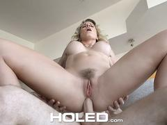 Dripping anal creampie have