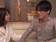 Wakaba Onoue serious porn play along a younger man - More at javhd.net