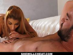 SheWillCheat - Angry Wife Gets Pay Back