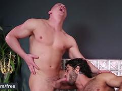 Diego Sans and Tommy Regan - Married Men Part 1 - Str8 to Gay - Trailer preview - Men.com
