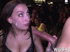 cream party with strippers amateur