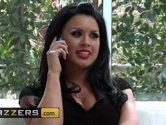 Brazzers Main Channel - Eva Angelina Mick Blue - Hes Got The Touch