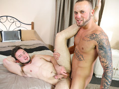 Andres Moreno wants to fuck his boyfriend