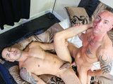 Pre-workout sex - Hunter Vance, Matt Hart